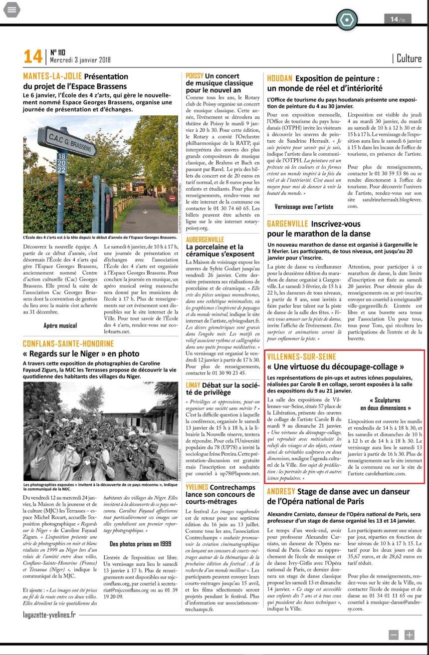 La-gazette-des-Yvelines-papier-numero-110-decoupage-collage-papier