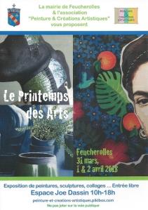 Printemps-des-Arts-Feucherolles-mars-avril-2018-Yvelines-exposition-salon-collage-Carole-b-Frida